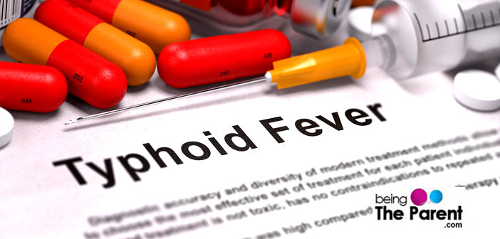 Typhoid During Pregnancy | Being The Parent