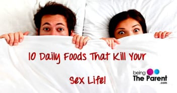Foods killing sex life