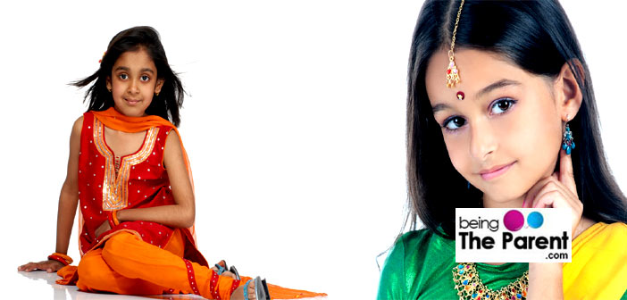 Girl in Indian Ethnic