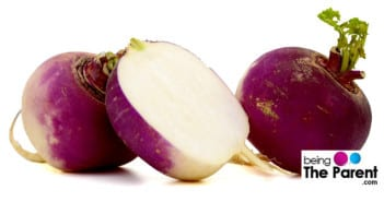 Turnips in pregnancy
