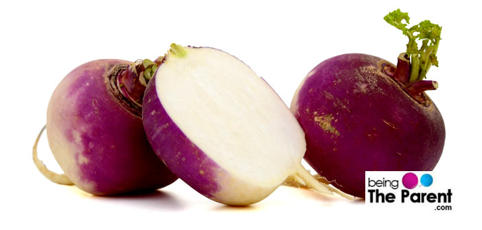 Turnips in pregnancy