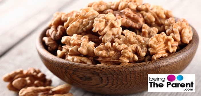 Walnuts in pregnancy