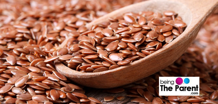 Flaxseeds in pregnancy