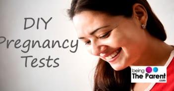 DIY pregnancy test