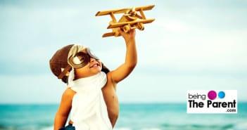 Raising imaginative child