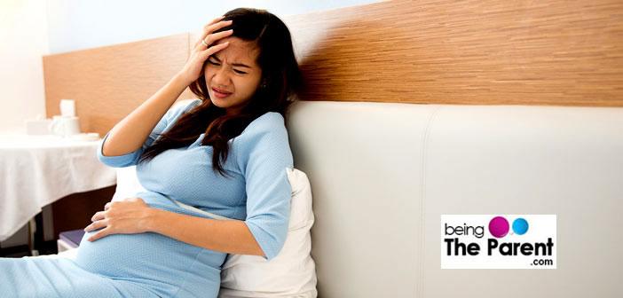 Fainting in pregnancy