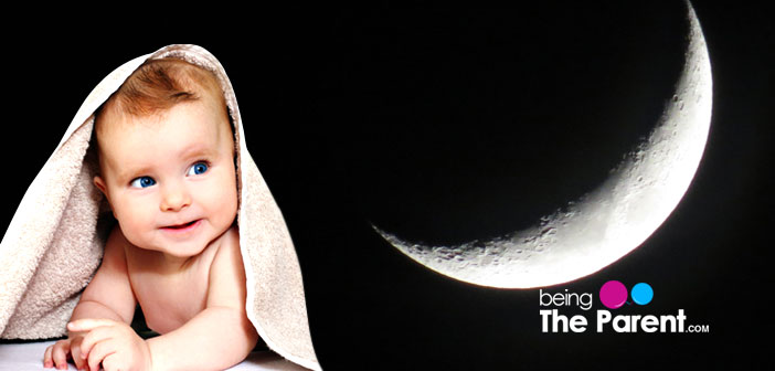 51 Baby Names Inspired By 'The Moon' | Being The Parent