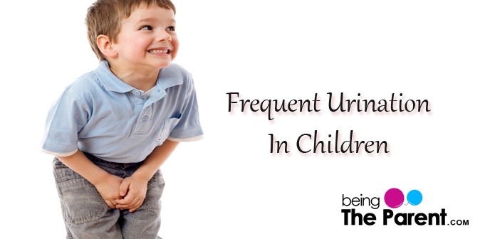 Frequent urination in kids