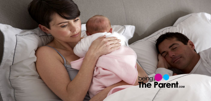8 Reasons You Have Differences With Your Husband After Having A Baby