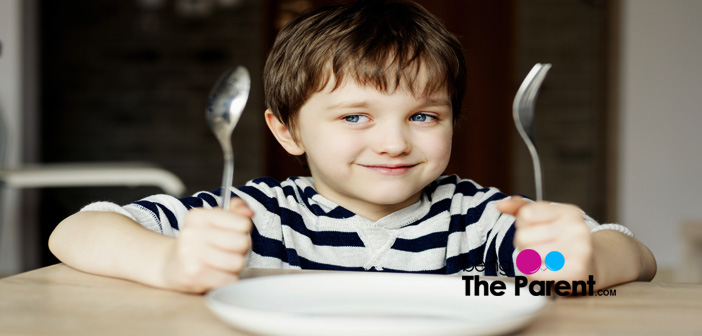 Simple Pointers To Help Your Child Learn To Eat With A Fork And Knife