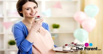 Metallic taste in pregnancy