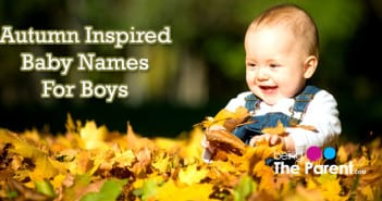 Autumn boys names