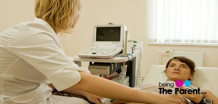 Doppler pregnancy scan