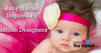 Fashion baby names