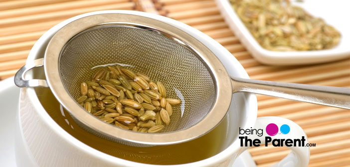 Fennel tea during pregnancy