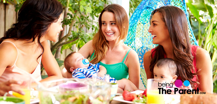 How To Maintain Friendships While Being A New Parent?