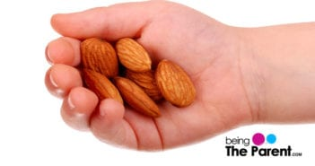 Almonds for children