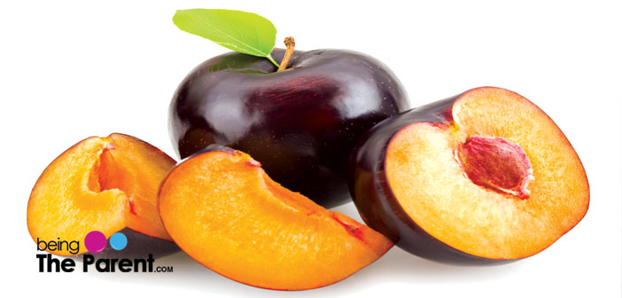 Eating plum in pregnancy