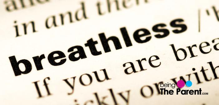 Breathlessness in pregnancy