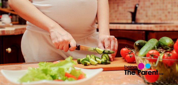 5 months pregnancy diet