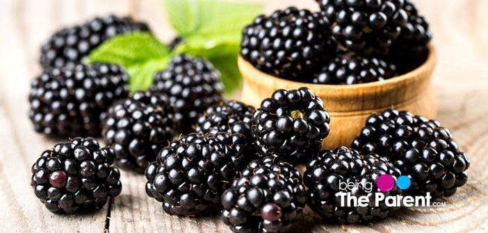 blackberries in pregnancy