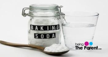 baking soda test