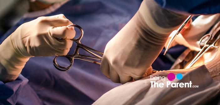 ceserean operation
