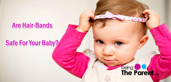 Hairbands for baby