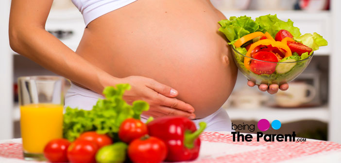 Nutritious pregnancy diet