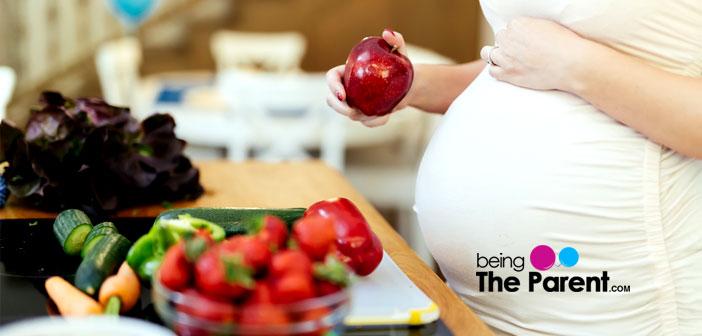 Pregnancy diet 8 months