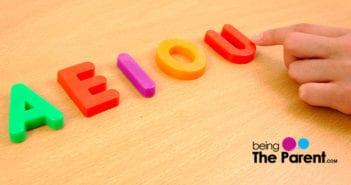 teaching vowels