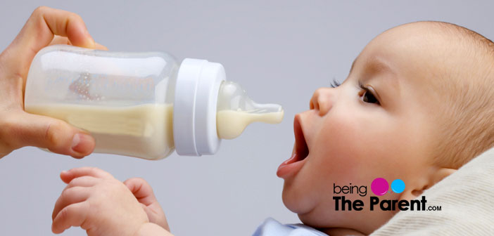 Can I Give Goat's Milk To My Baby?   Being The Parent