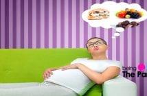 hunger pangs in pregnancy