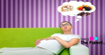 hunger pangs in pregnancy