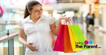 maternity shopping list