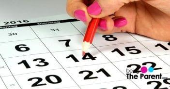 calculating safe period