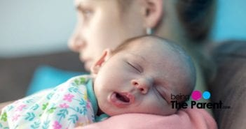 hormonal balance after baby