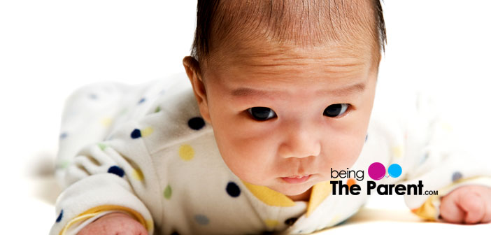 Infant tummy time