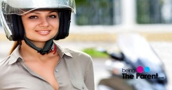 two-wheeler safety in pregnancy