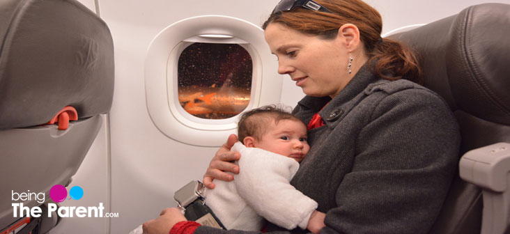 Helpful And Practical Tips For Flying With Babies