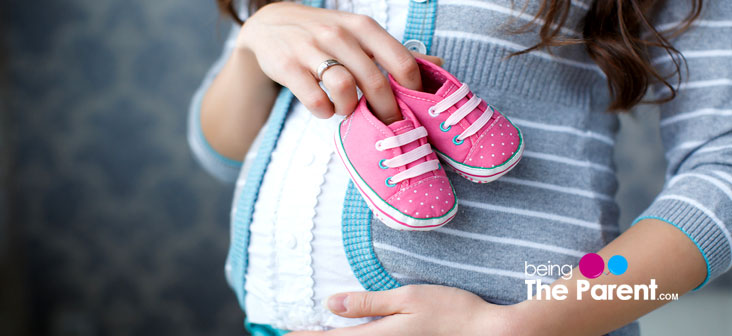 staying positive in pregnancy