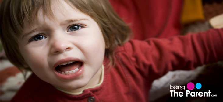 10 Effective Ways To Deal With A Whiny Baby