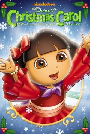 Dora christmas carol