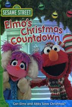 Elmo christmas countdown