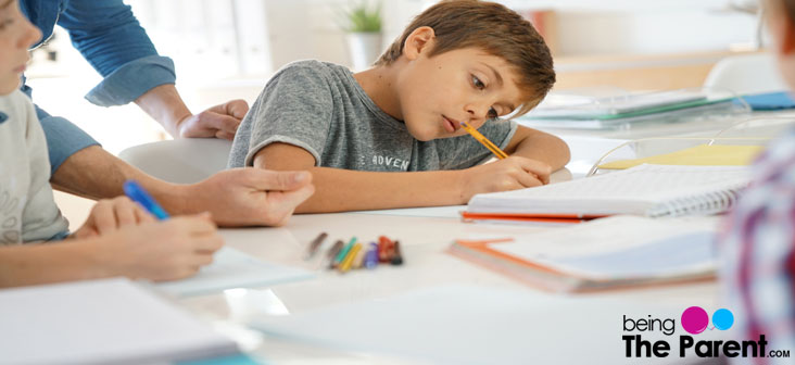 8 Easy Ways To Improve Your Child's Handwriting | Being ...