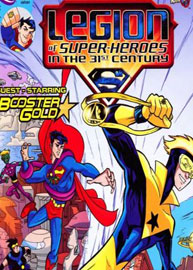 legion league of superheroe
