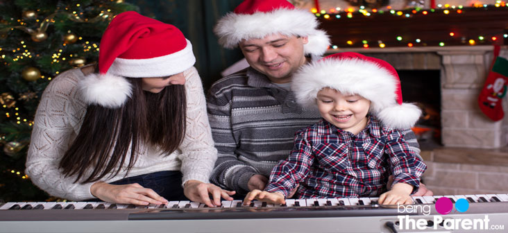 15 Popular Christmas Songs For Your Toddlers