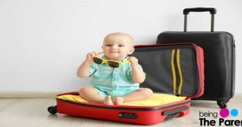 travelling with baby