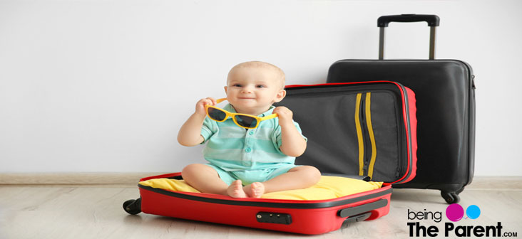12 Useful Tips To Travel Smart With Your Baby