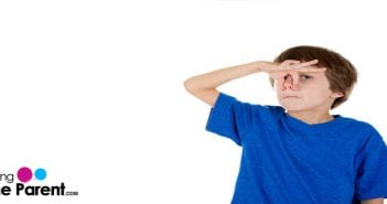 body odour in kids